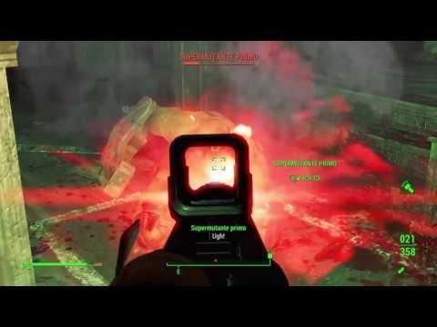 Fallout 4 DLC Far Harbor - Finale 'Distruzione del Nucleus'