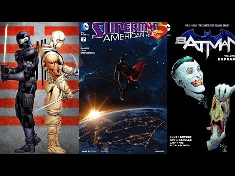 Top 20 Must Read Graphic Novels of The Past Decade + Giveaway!