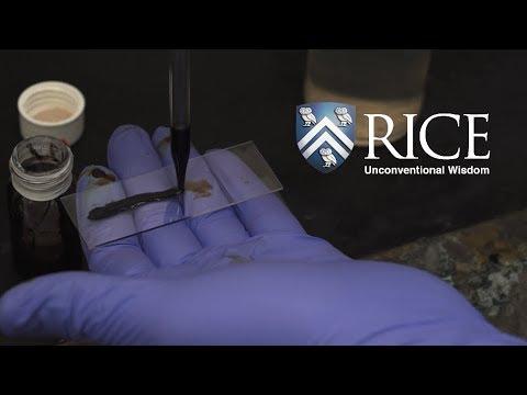 Carbon nanotube fibers in a jiffy