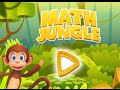 Math Jungle : Grade 1 - best app videos for kids - Philip
