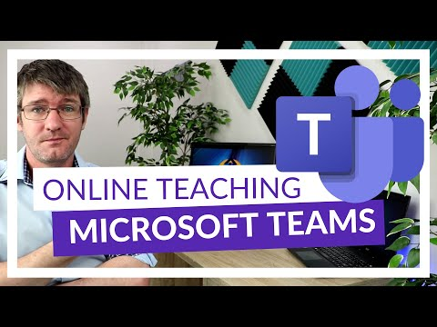 How to use Microsoft Teams for Remote and Online learning