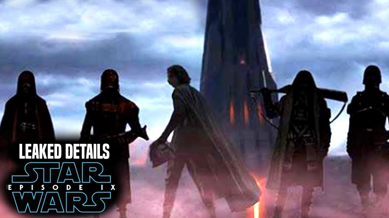 Knights Of Ren Names Leaked! Episode 9 & More (Star Wars News)