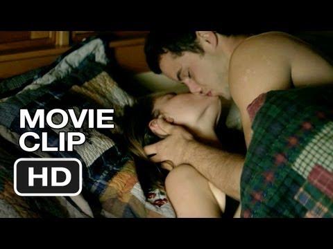 A Teacher Movie CLIP - Someone's Here (2013) - Drama Movie HD
