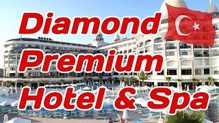 Турция 2021 Сиде Обзор отеля Diamond Premium Hotel Spa