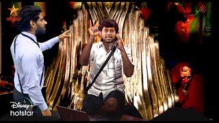 Biggboss Tamil 4 | Day 51 | 24th November 2020 Promo Review | Sanam Vs Samyugtha Call center |