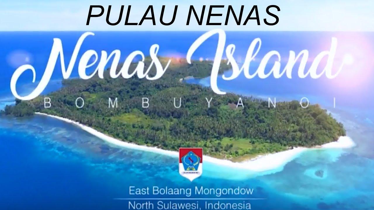 Nenas Island   Bolaang Mongondow Timur   YouTube