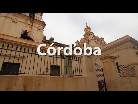 Conozco La Ciudad De Córdoba