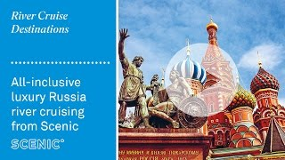 5-Star Luxury Russian River Cruising from Scenic