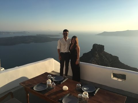 Santorini Trip 2016, the best island of GREECE, GoPro (720p HD)
