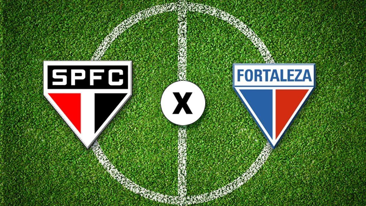 Sao Paulo 1 X 0 Fortaleza 13 08 2020 Campeonato Brasileiro Futebol Jp Youtube
