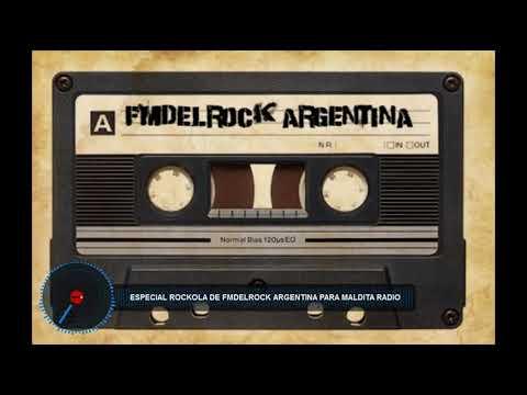 FMDELROCK ARG ESPECIAL LA ROCKOLA PARA MALDITA RADIO MAR DEL PLATA