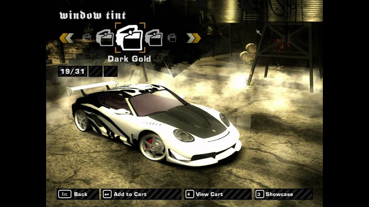 Nfs Most Wanted Tuning Porsche Cayman S Hd Youtube