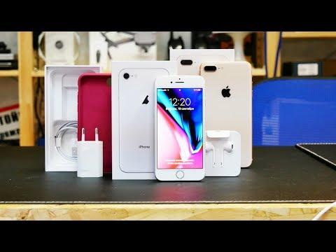 Полный обзор IPhone 8