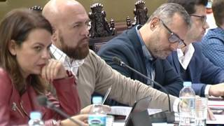 Pleno Ordinario del Puerto de la Cruz (28-11-2016)