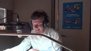 Sven Gatz leest 'Molenbeek/Maalbeek' in voor Luisterpunt