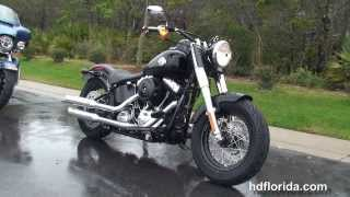 New 2014 Harley Davidson Softail Slim Motorcycles for sale - New Models Arrive August 2014