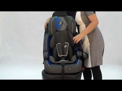 How To Install LB517 Canyon Child Booster Seat
