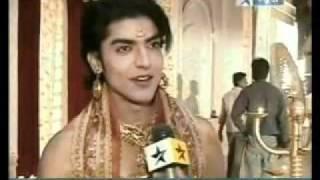 Gurmeet Choudhary's First Ramayan Interview