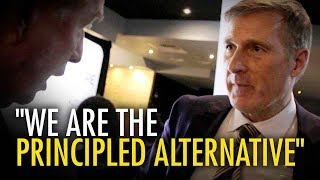 Interviewing Maxime Bernier: Selling the CBC, dividing the right? | David Menzies