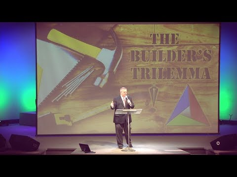 """The Builder's Trilemma"" - Raymond Woodward"