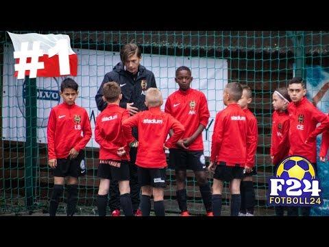 Följer med BP P10-1 till Polen #1 - Nya superlaget i BP | Match mot Dortmund