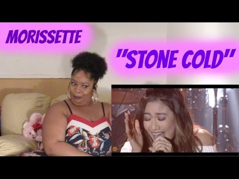 Morissette- Stone Cold ReactionMYX  Performance