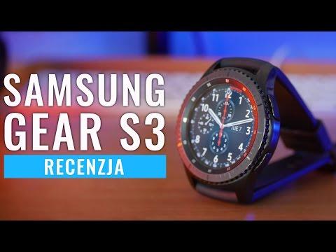 Samsung Gear S3 Frontier - recenzja, test PL