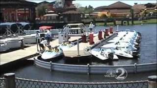 Woman Hurt In Disney Boat Crash