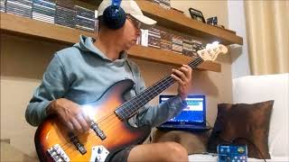 Coolio-Gangsta´s  paradise- bass cover