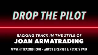 Drop The Pilot Backing Track MIDI File
