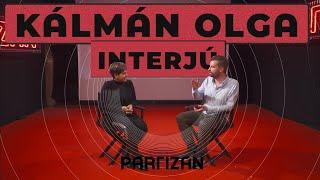 Kálmán Olga interjú