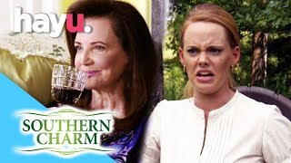 Patricia's Vendetta Against Kathryn | Southern Charm