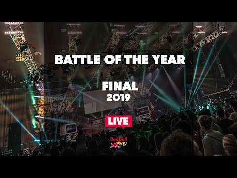 FULL STREAM: Battle Of The Year 2019