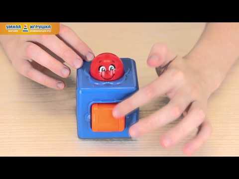 Кубики Fisher-Price (Фишер-Прайс) «Смейся и учись»