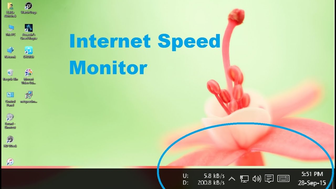 How can I monitor download usage using Windows 7 - Microsoft Community