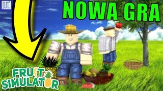 NOWA GRA od FAIROUTA! FRUIT SIMULATOR na ROBLOX!