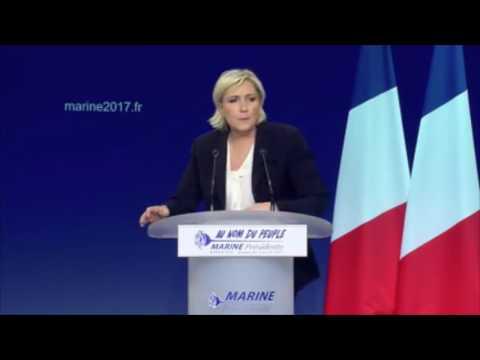 Marine Le Pen porte un Erasmus du Québec à l'Afrique francophone