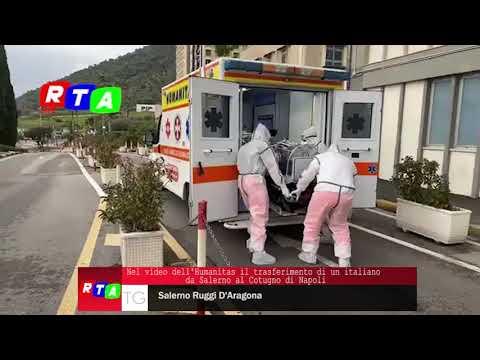 Coronavirus, Sospetto Caso Arrivato Al Ruggi Di Salernocorona