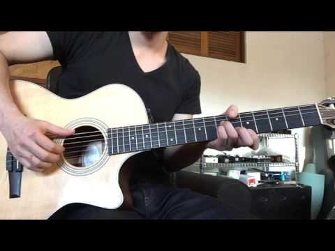 No Rhyme, No Reason (George Duke) Chord + Melody on Acoustic Guitar