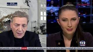 Невзоров в программе 'Бацман'  от 02 11 2017