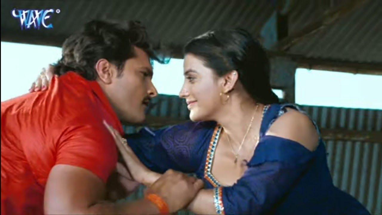 अक्षरा सिंह के इज़्ज़त लूटने से बचाया खेसारी लाल यादव ने देखिये कैसे    Bhojpuri Comedy Video