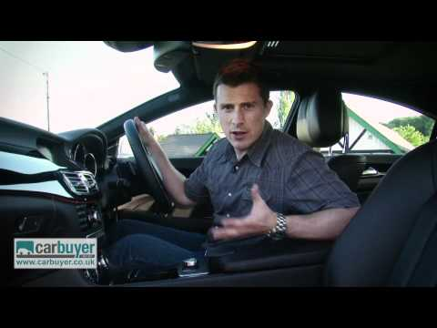 Mercedes-Benz CLS-Class review - CarBuyer