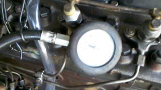 Motor Perkins 4236 (D-10)  Montado Pela G.A.Diesel - Londrina - Pr