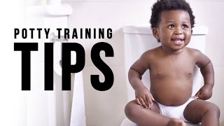 Potty Training - Great tips for Parents
