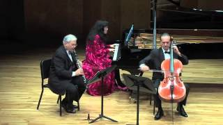 Brahms: Trio in a minor, op. 114 IV. Allegro