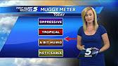 Rick Introduces Meteorologist Danielle Dozier - YouTube