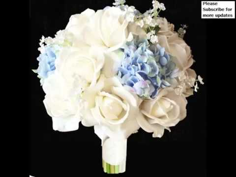 white-hydrangea-bouquet-|-picture-collection-of-flowers
