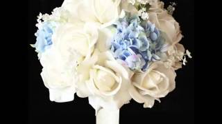 White Hydrangea Bouquet | Picture Collection Of Flowers