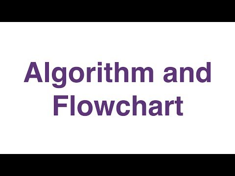 Algorithm and Flowchart | Basics of Programming | Programming Crash Course