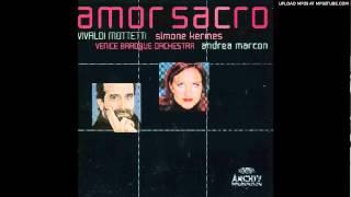 Antonio Lucio Vivaldi  RV 632 - Aria (Allegro non molto)- Sum in medio tempestatum